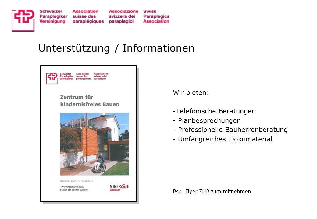 Unterstützung / Informationen Wir bieten: -Telefonische Beratungen - Planbesprechungen - Professionelle Bauherrenberatung - Umfangreiches Dokumaterial