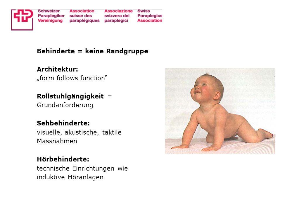 Kosten-Nutzen / Finanzierung Gütesiegel / PR (national, lokal): www.rollihotel.ch Mobility International Schweiz (MIS) Reisefachstelle für Menschen mit Behinderung Projekt Ferien für alle (Toggenburg) www.davos-klosters-fuer-alle.ch....