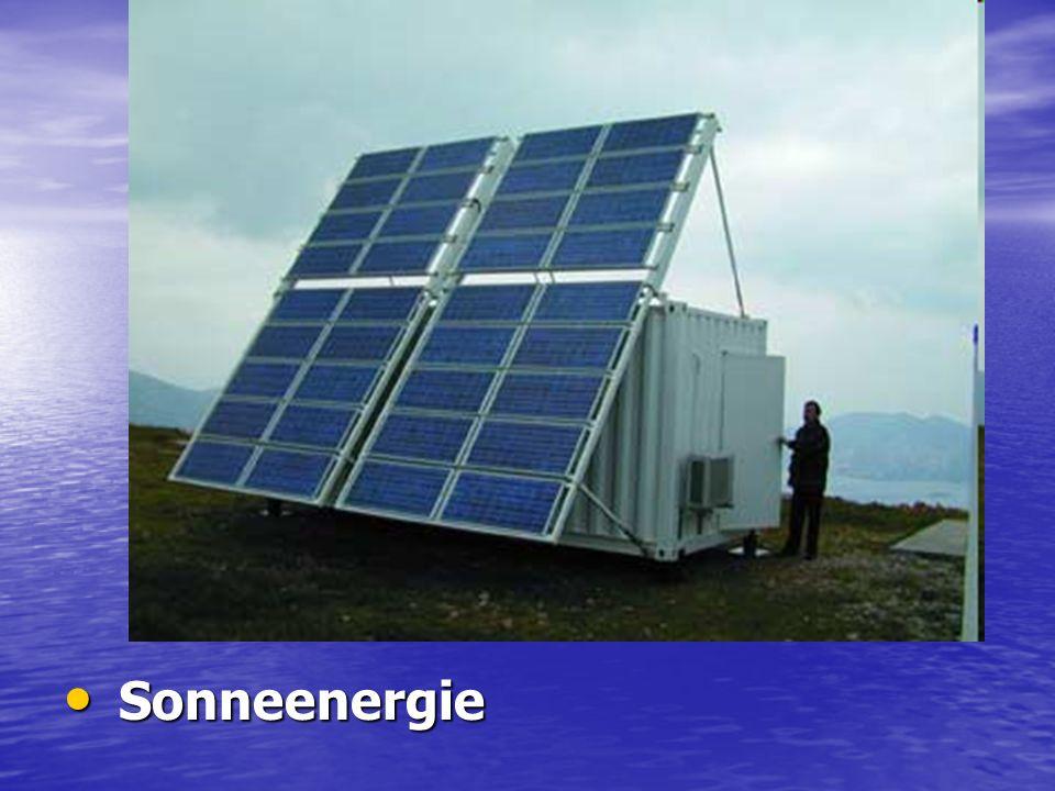 S Sonneenergie