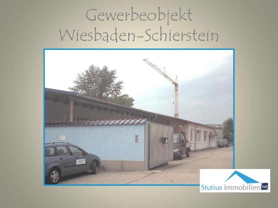 Gewerbeobjekt Wiesbaden-Schierstein