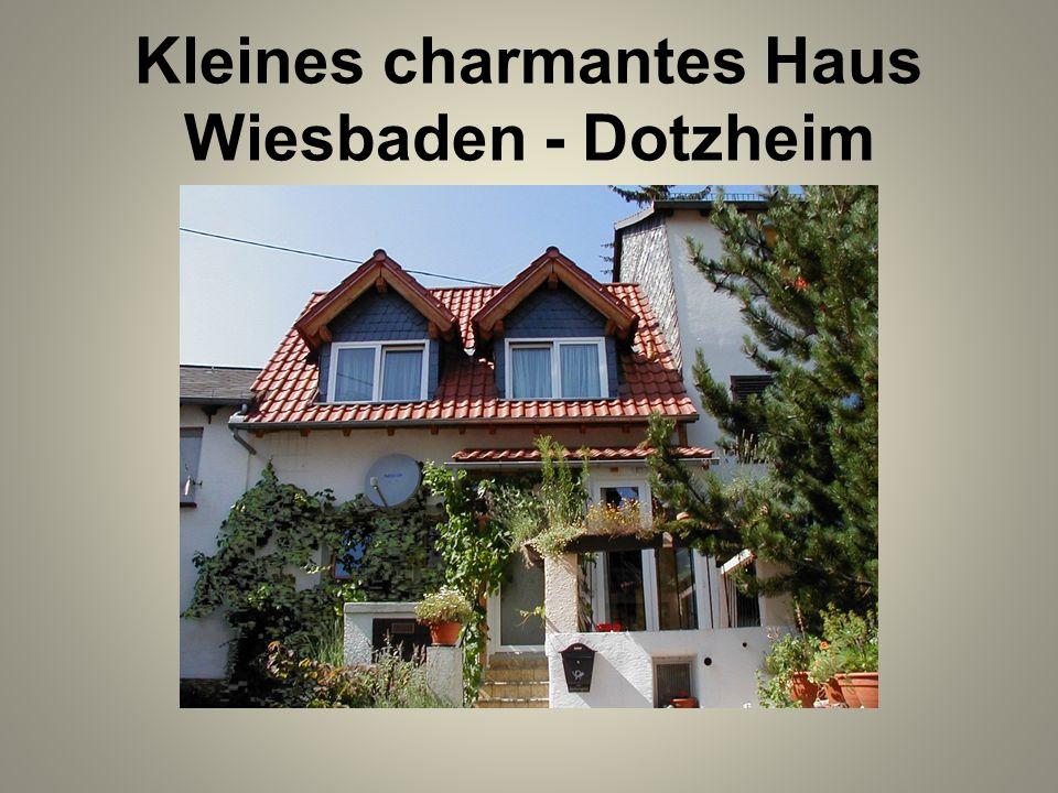 Kleines charmantes Haus Wiesbaden - Dotzheim