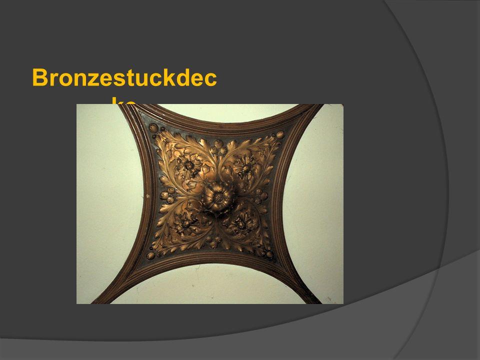 Bronzestuckdec ke