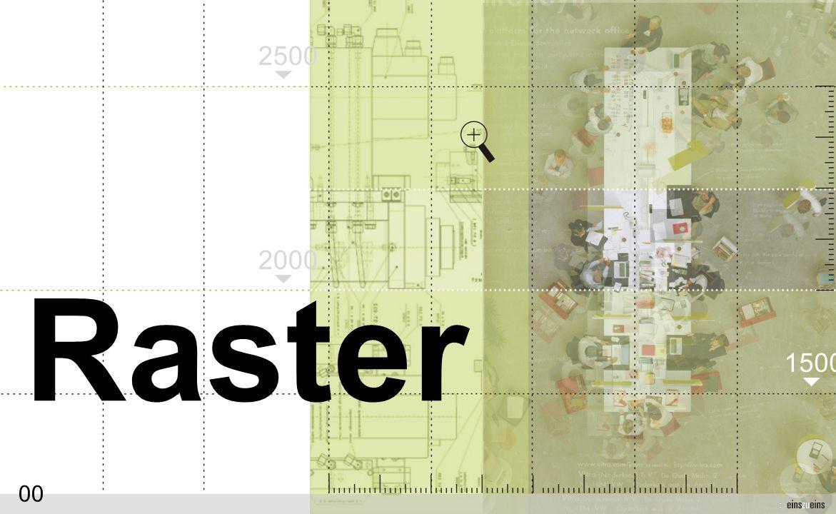 00 Raster 2000 2500 1500