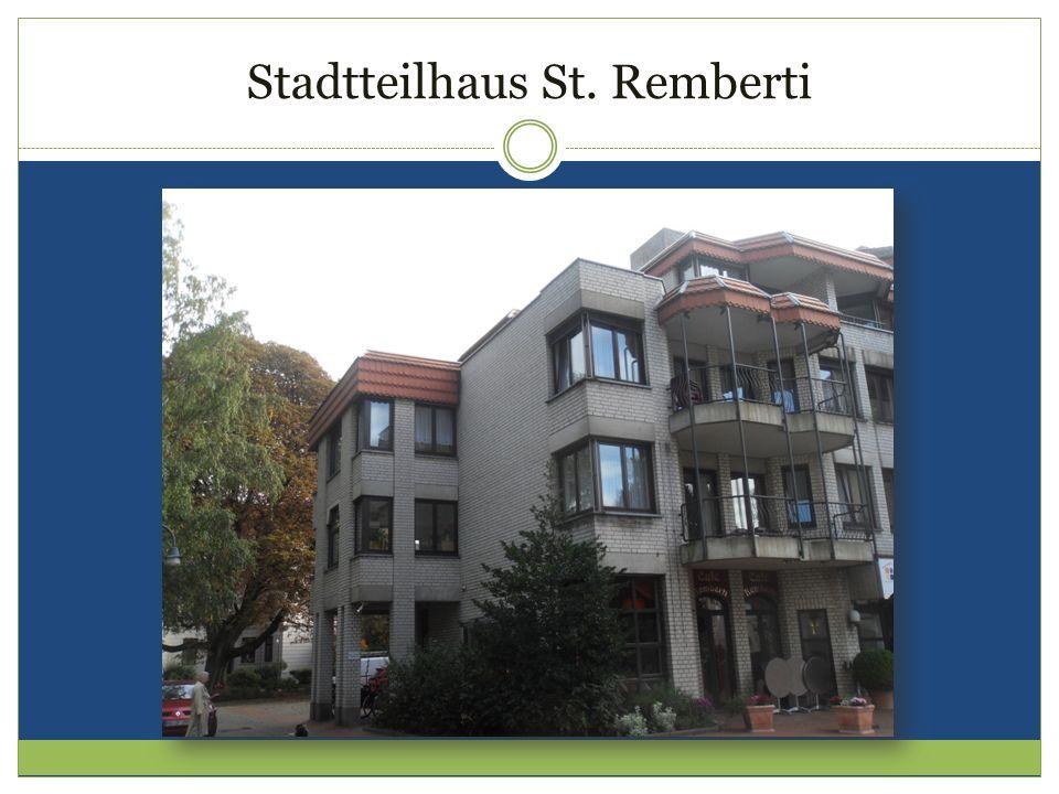 Stadtteilhaus St. Remberti