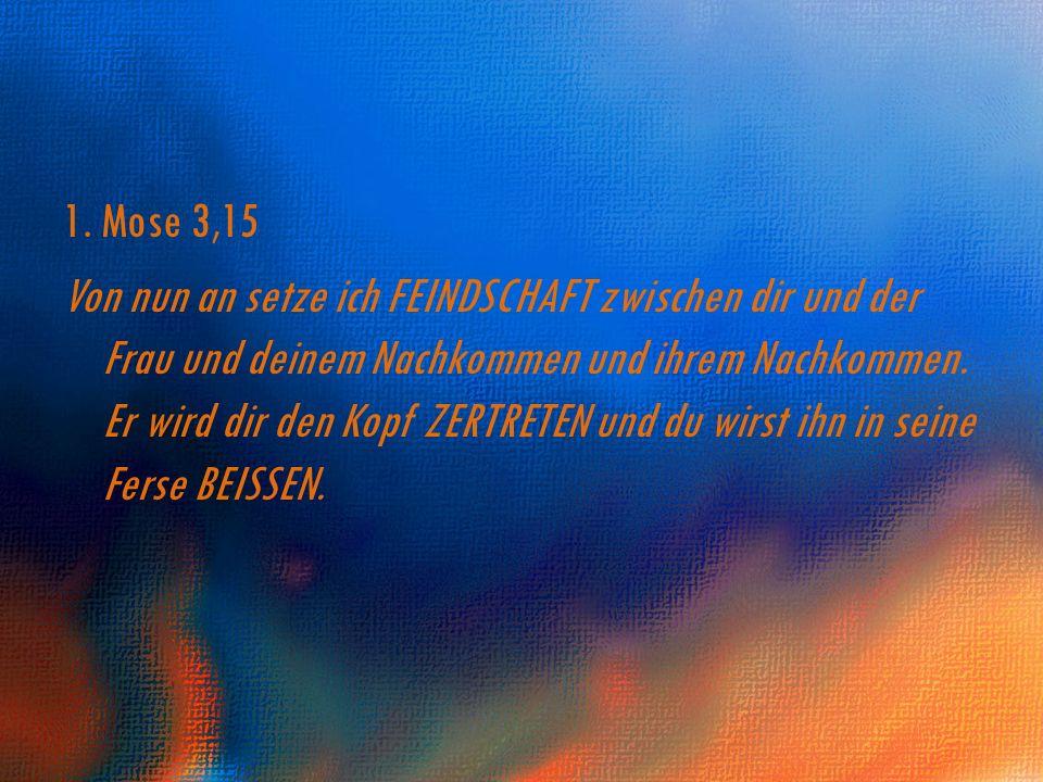 Kolosser 2:15 Auf diese Weise hat Gott die HERRSCHER UND MÄCHTE DIESER WELT ENTWAFFNET.
