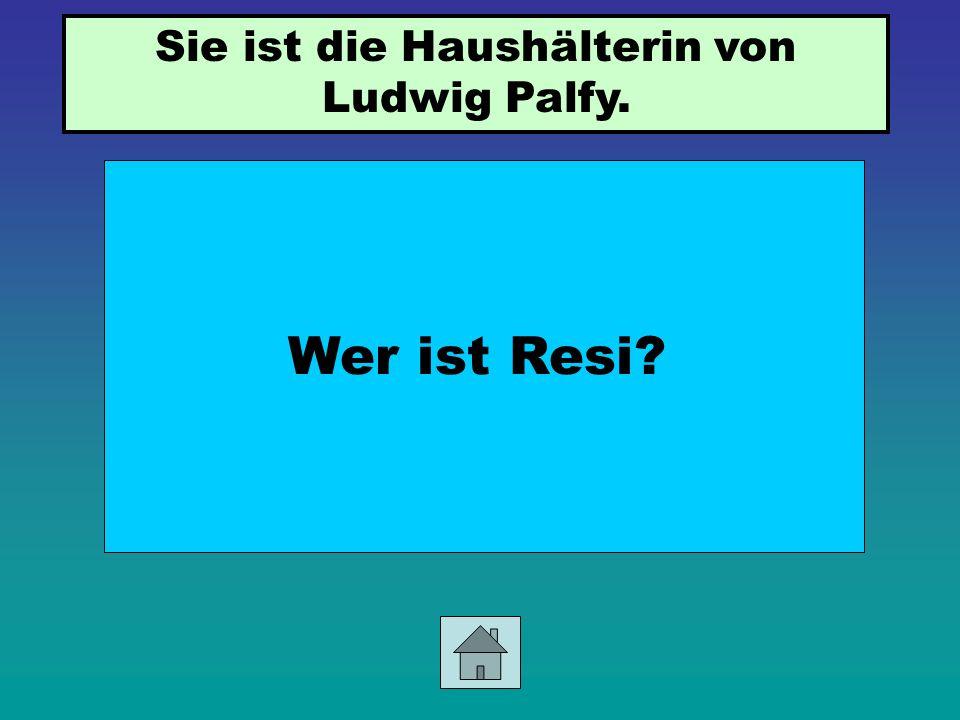 Was ist Lottes und Luises Vater von Beruf? Er ist Kapellmeister/Dirigent und Komponist.