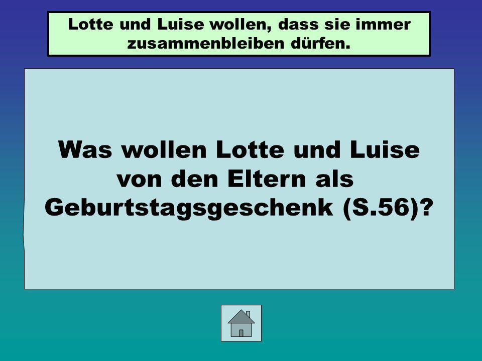 Wie findet Luiselotte Körner das Foto von ihren Töchtern (S.47).