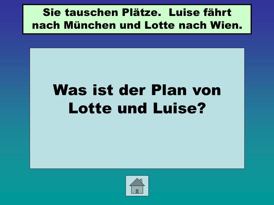 Was macht der Fotograf mit den Fotos von Lotte und Luise? Er schickt sie an einen Ilustrierten.