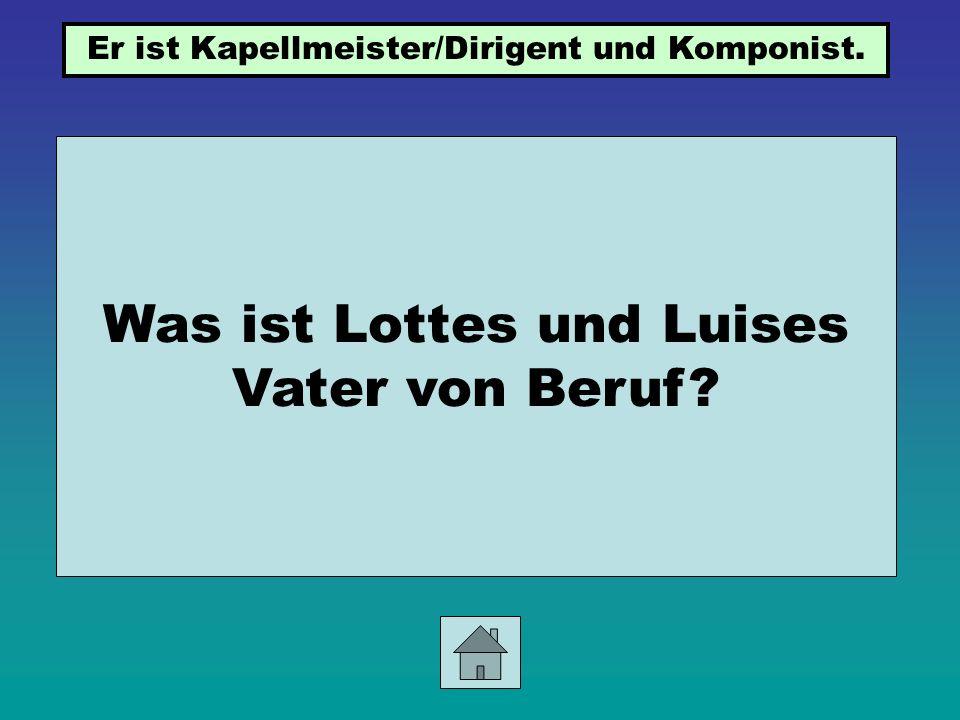 Wo arbeitet Luiselotte Körner in München (S.25)? Sie arbeitet bei einem Verlag.