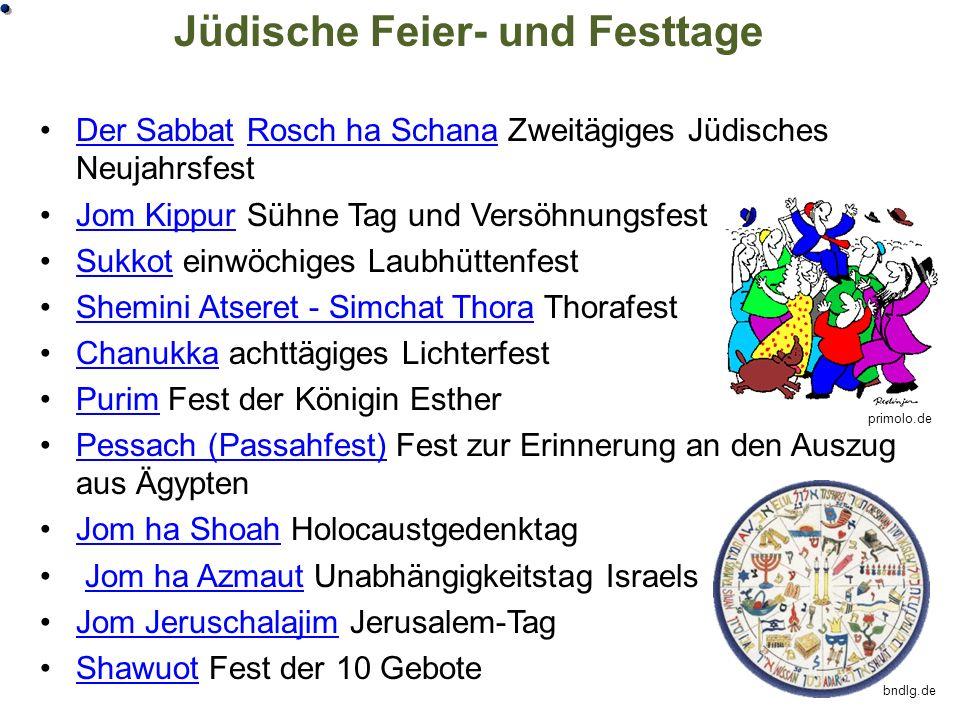 Jüdische Feier- und Festtage Der Sabbat Rosch ha Schana Zweitägiges Jüdisches NeujahrsfestDer SabbatRosch ha Schana Jom Kippur Sühne Tag und Versöhnun