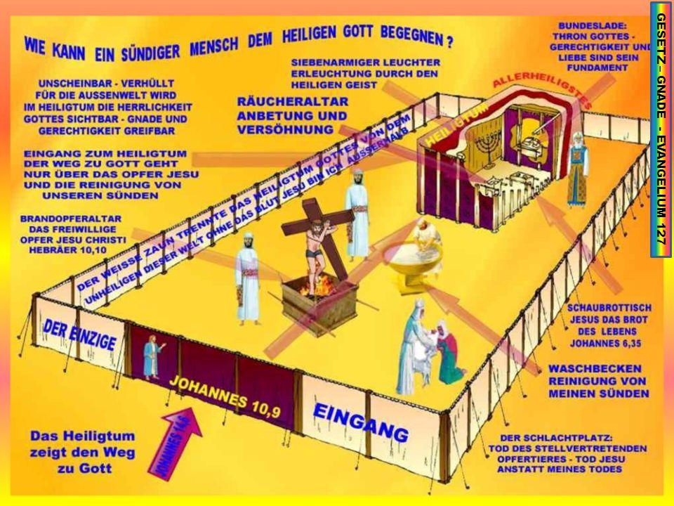 GESETZ – GNADE - EVANGELIUM 127