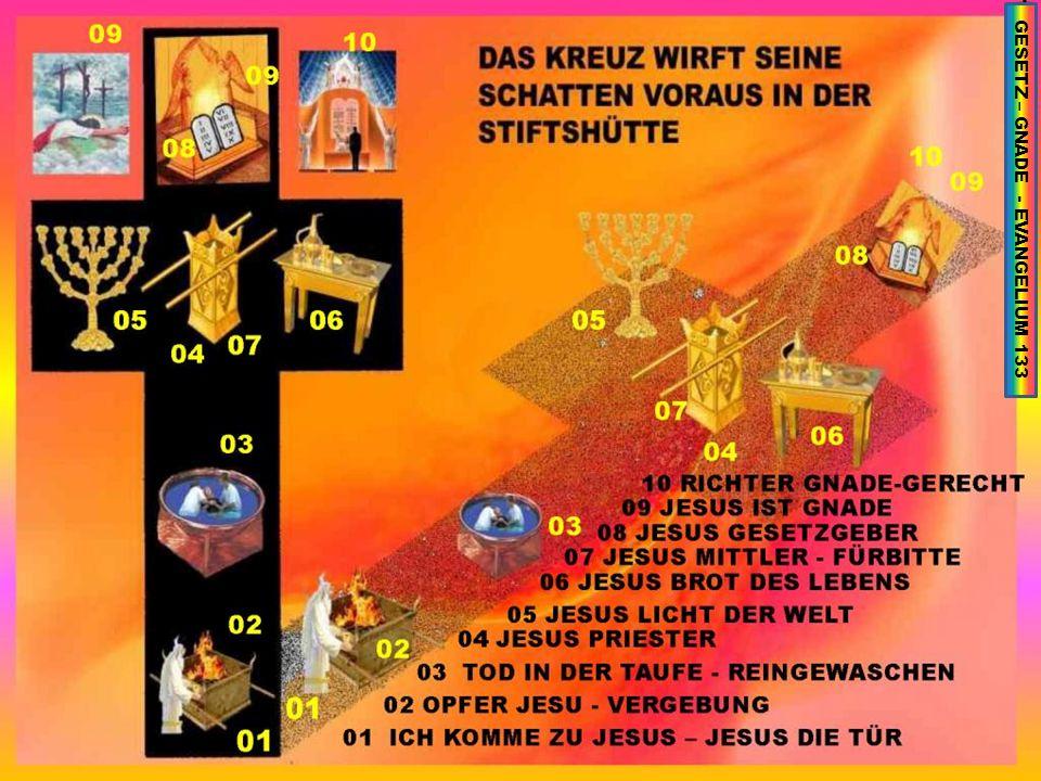 GESETZ – GNADE - EVANGELIUM 133
