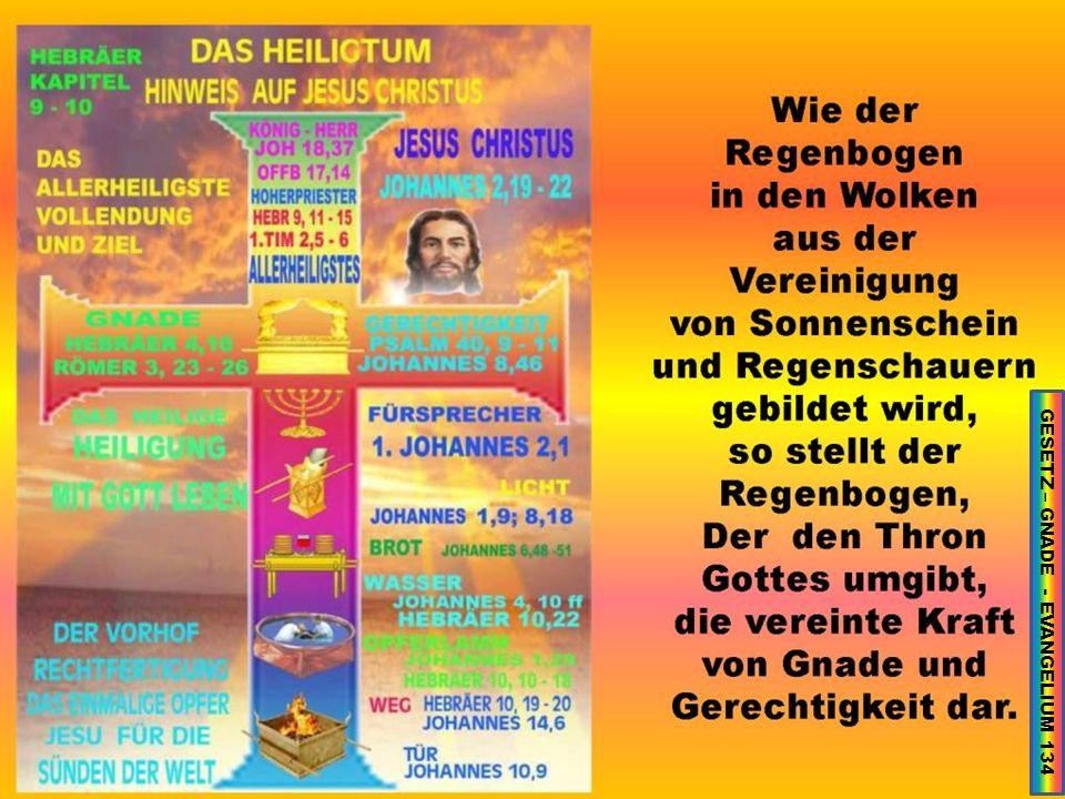 GESETZ – GNADE - EVANGELIUM 134