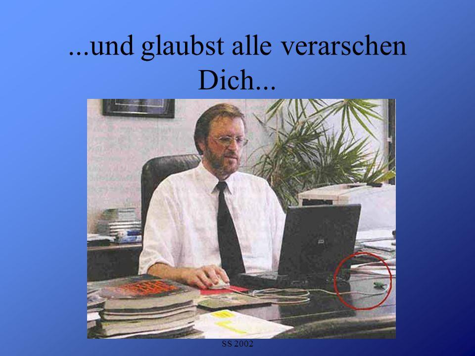 Detlef Krasemann DHV Speyer SS 2002...und glaubst alle verarschen Dich...