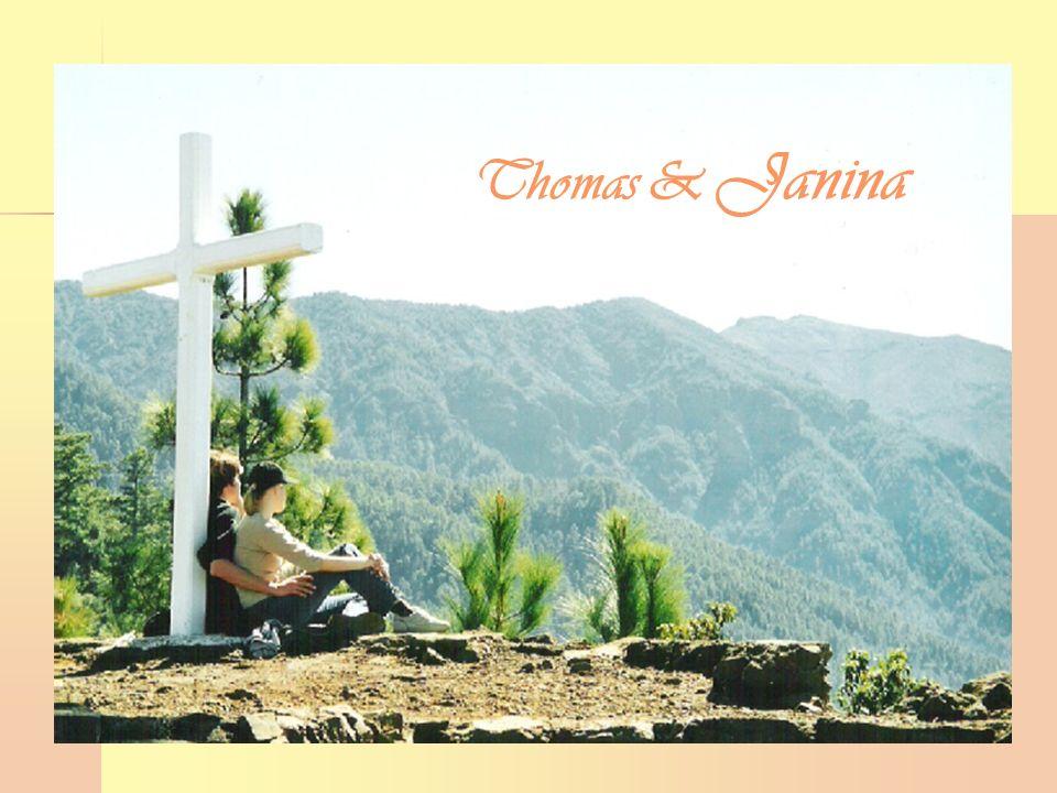 Thomas & Janina