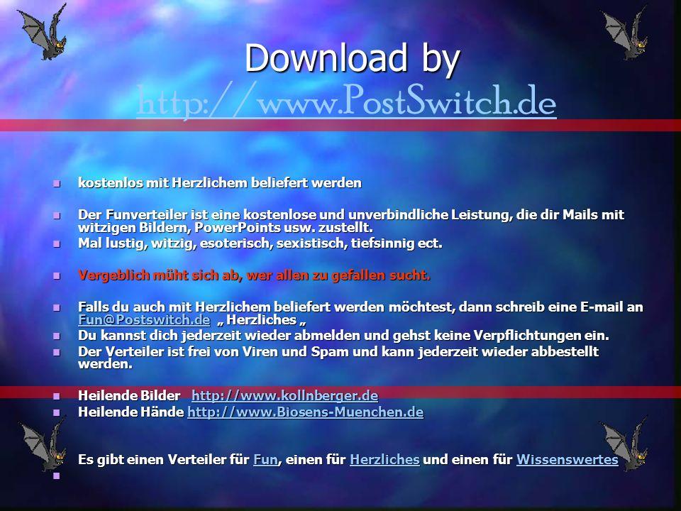 http://www.PostSwitch.de Download by kostenlos mit Herzlichem beliefert werden kostenlos mit Herzlichem beliefert werden Der Funverteiler ist eine kos