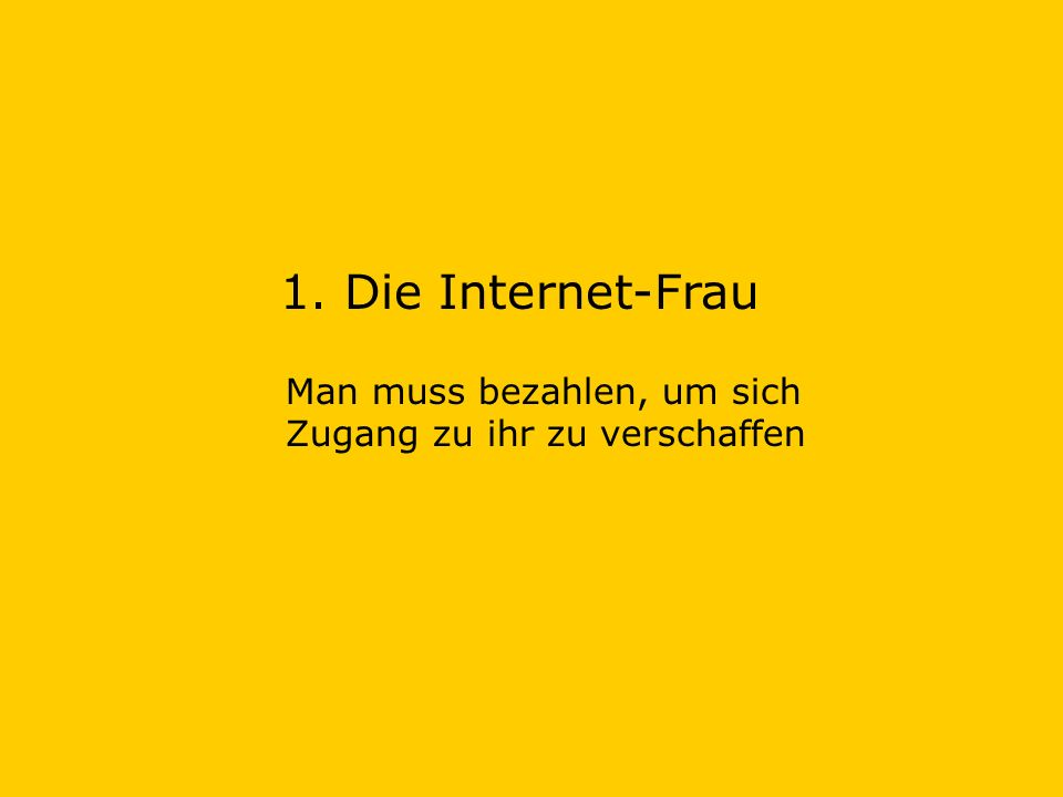 Die 14 Frauentypen eines Informatikers www.uglynut.de