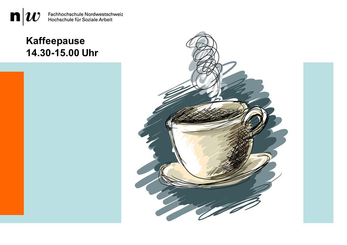 Kaffeepause 14.30-15.00 Uhr