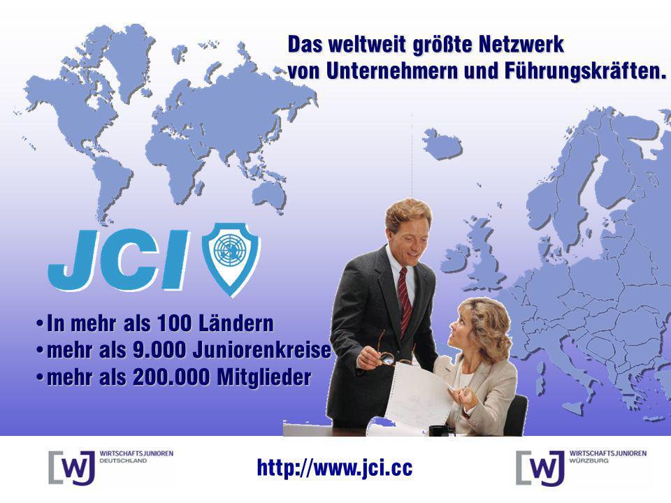 Das weltweit größte Netzwerk von Unternehmern und Führungskräften.