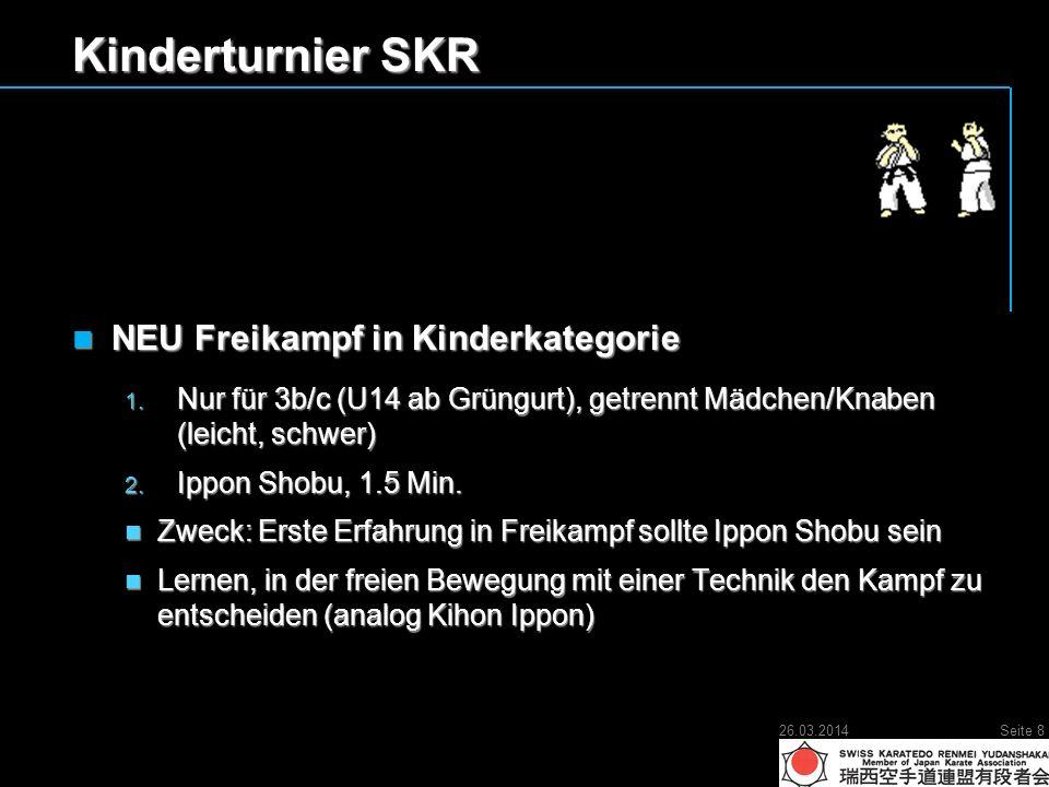 Kinderturnier SKR NEU Freikampf in Kinderkategorie NEU Freikampf in Kinderkategorie 1.