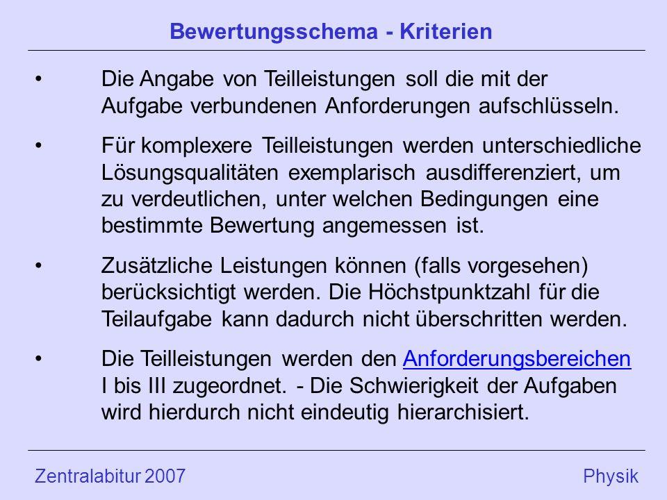 Der PrüflingIIIIII 1leitet die Beziehung für den Stegabstand begründet her.