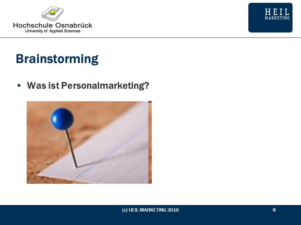 1.4.2.2.Voraussetzungen Für ein gutes externes Personalmarketing müssen Unternehmen...