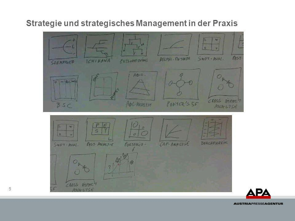 Strategie und strategisches Management in der Praxis 5