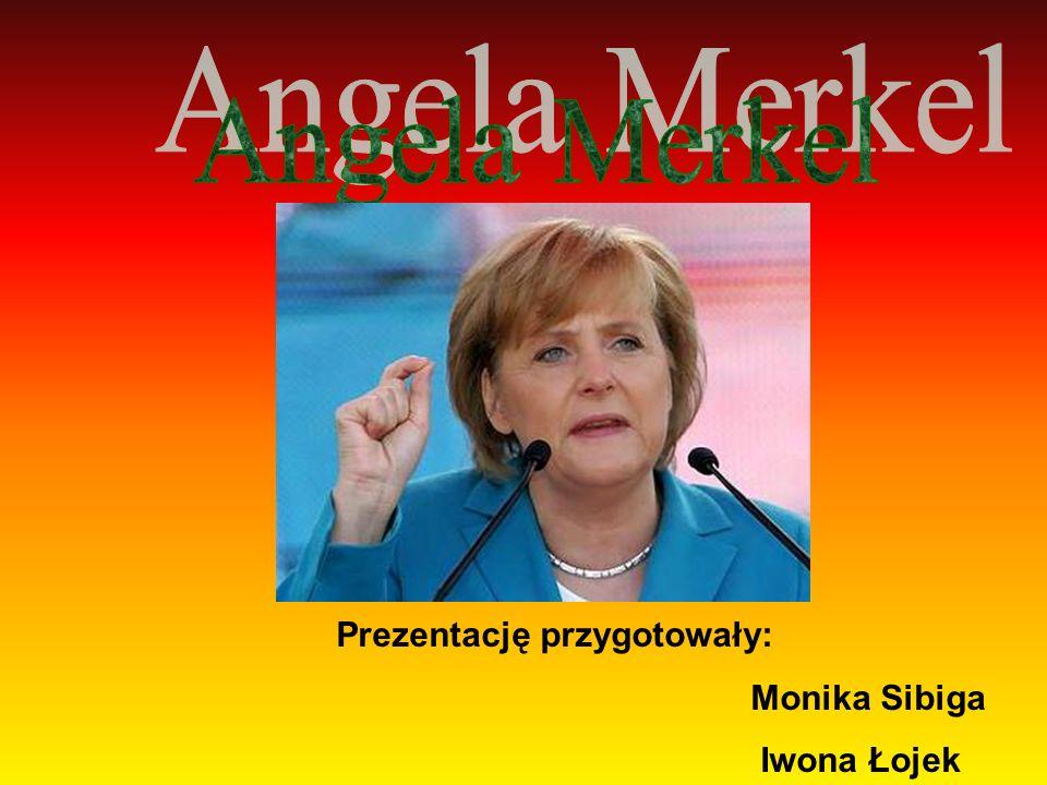 Angela Merkel ist eine deutsche Politikerin.Sie ist seit dem 22.