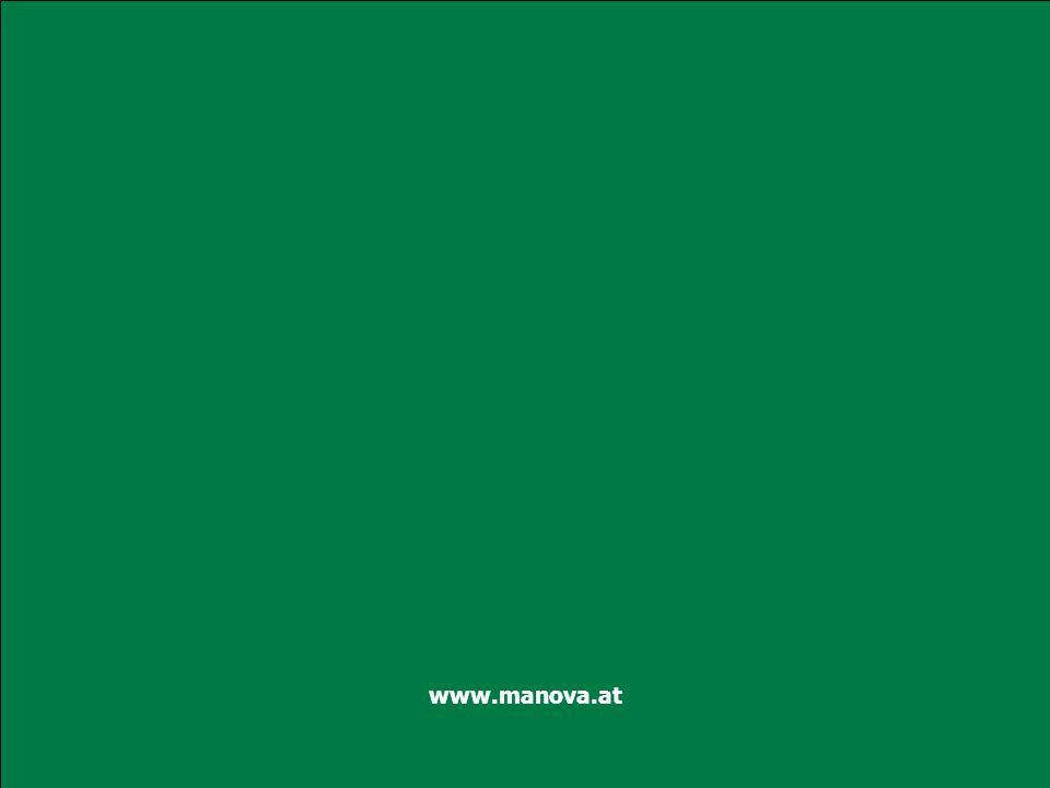 MANOVA GmbHWien | Feldkirch Trautsongasse 8 | 1080 Wien | Austria | T +43 1 710 75 35 - 0 | F - 20 Schlossergasse 1 | 6800 Feldkirch | Austria | T +43