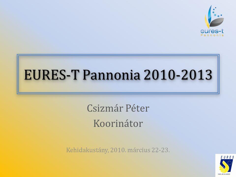 Csizmár Péter Koorinátor Kehidakustány, 2010. március 22-23.