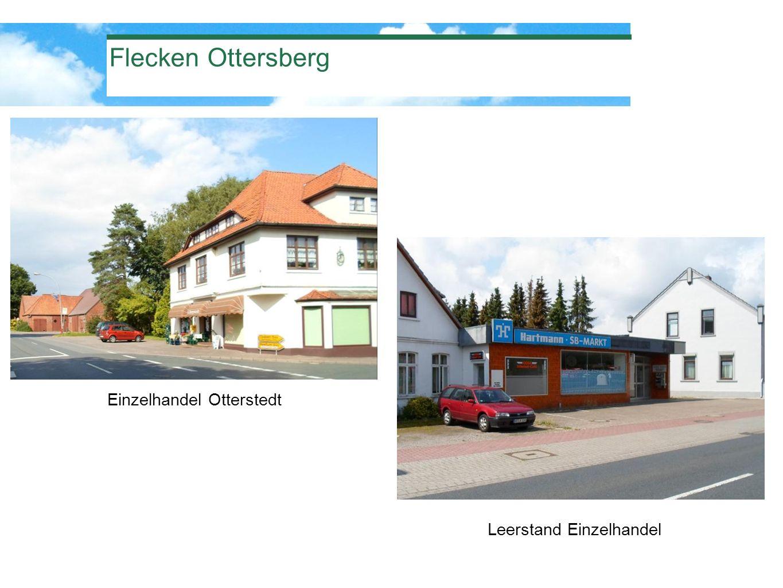 Flecken Ottersberg Einzelhandel Otterstedt Leerstand Einzelhandel