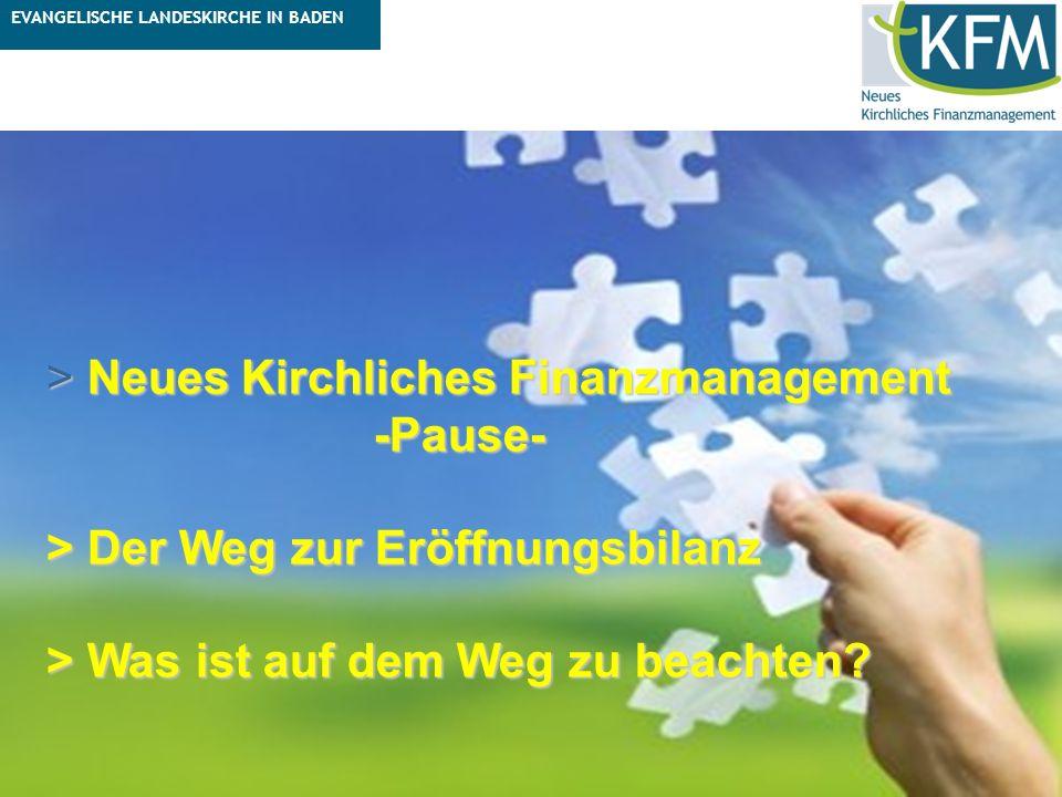 Rubrik / Übergeordnetes Thema Projekt Erweiterte Betriebskameralistik Seite 2 erich.rapp@ekiba.de Rubrik / Übergeordnetes Thema EVANGELISCHE LANDESKIR
