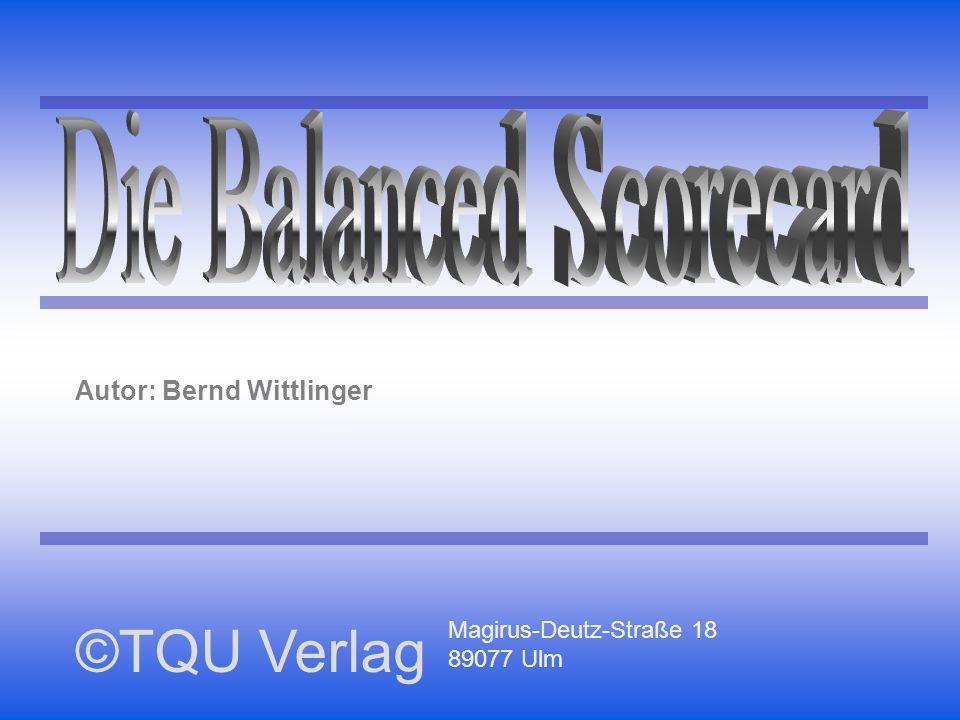 Autor: Bernd Wittlinger ©TQU Verlag Magirus-Deutz-Straße 18 89077 Ulm