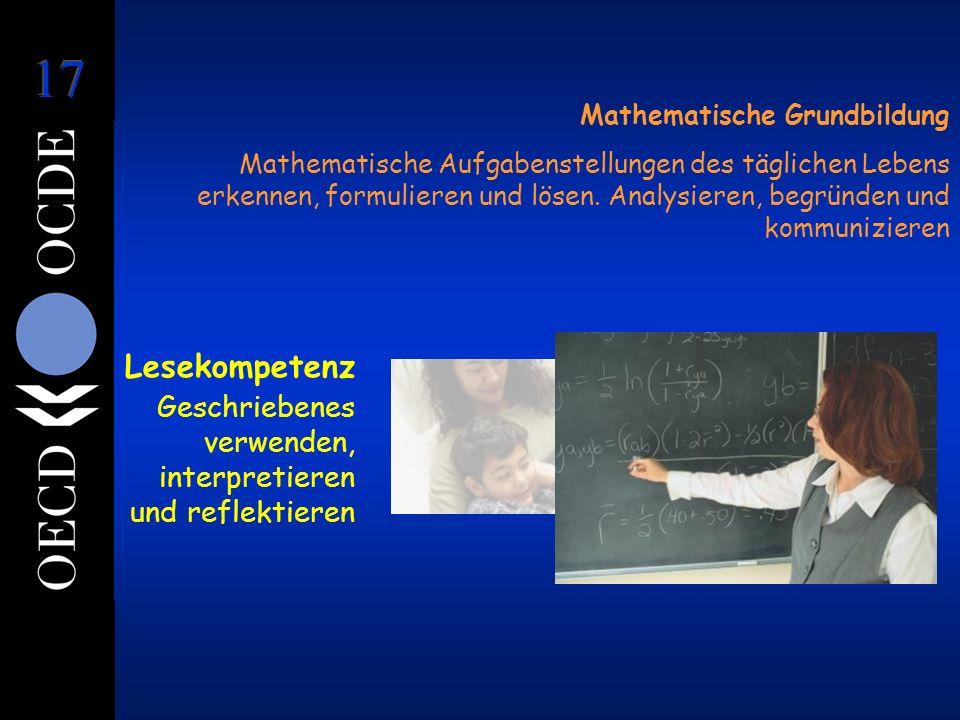 Mathematische Grundbildung Mathematische Aufgabenstellungen des täglichen Lebens erkennen, formulieren und lösen. Analysieren, begründen und kommunizi