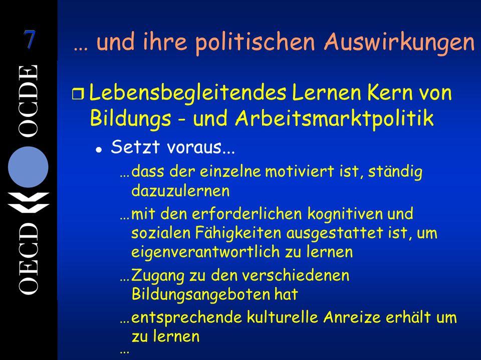 Weitere Informationen l www.oecd.org l www.pisa.oecd.org l email: pisa@oecd.org l Andreas.Schleicher@OECD.org