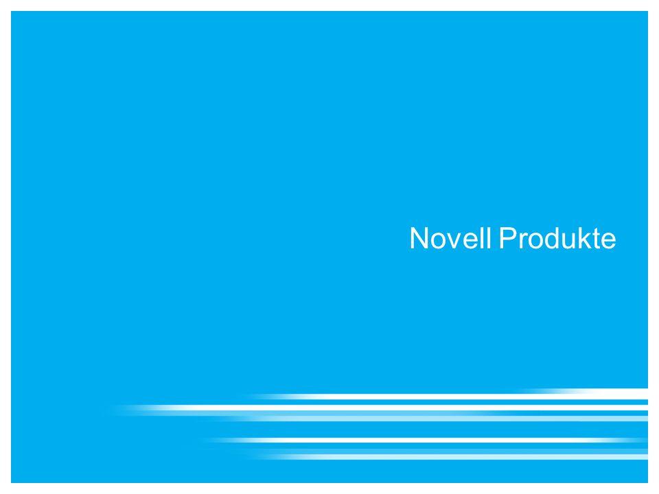 Novell Produkte