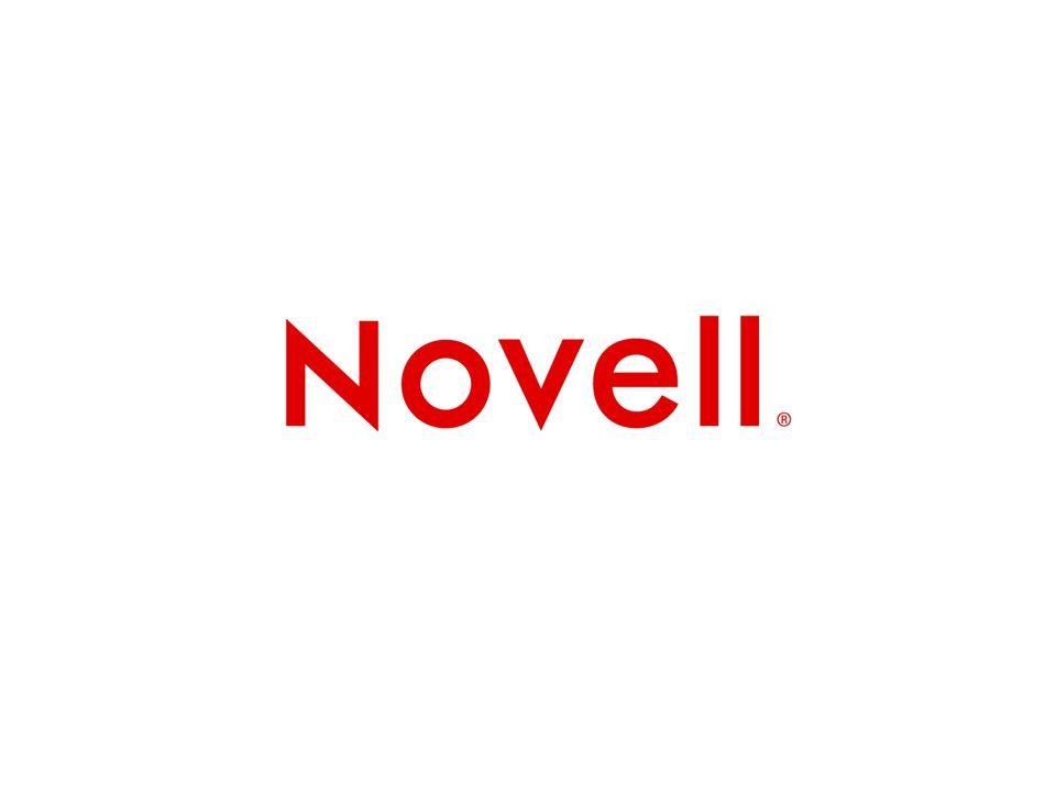 Unveröffentlichtes Werk von Novell, Inc.Alle Rechte vorbehalten.