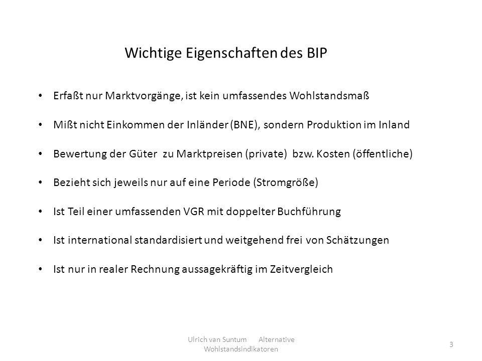24 Empirische Größenordnungen Deutschland (1999, in Mrd.