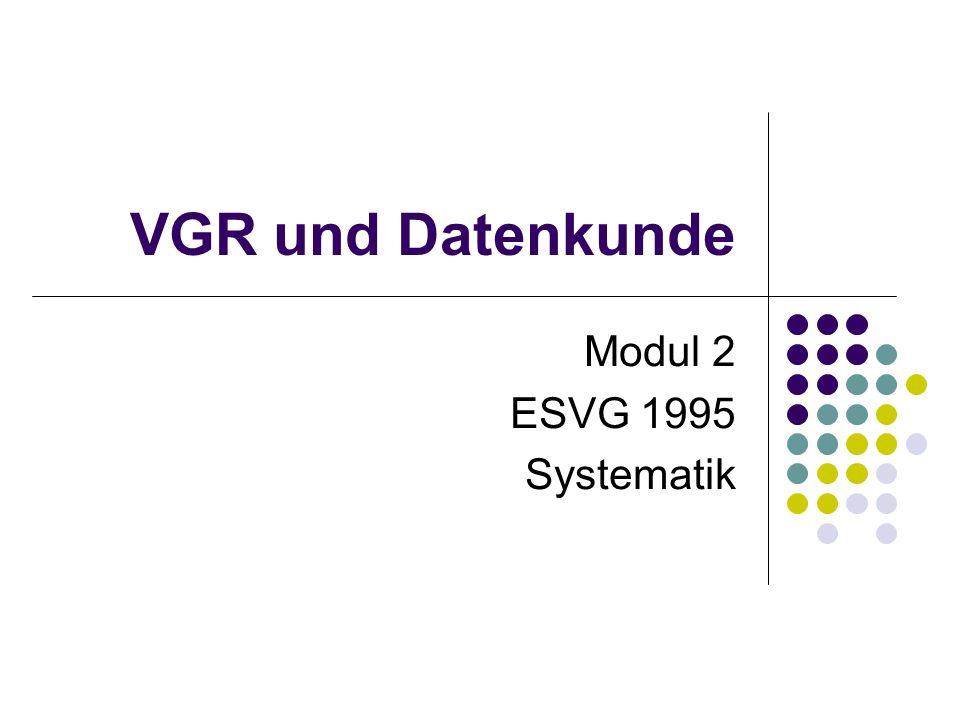 Modul 2Oettl: VGR und Datenkunde82 Kontenabfolge und Salden Kontenabfolge wird durch Saldenüberträge gebildet B.1 Wertschöpfung bzw.
