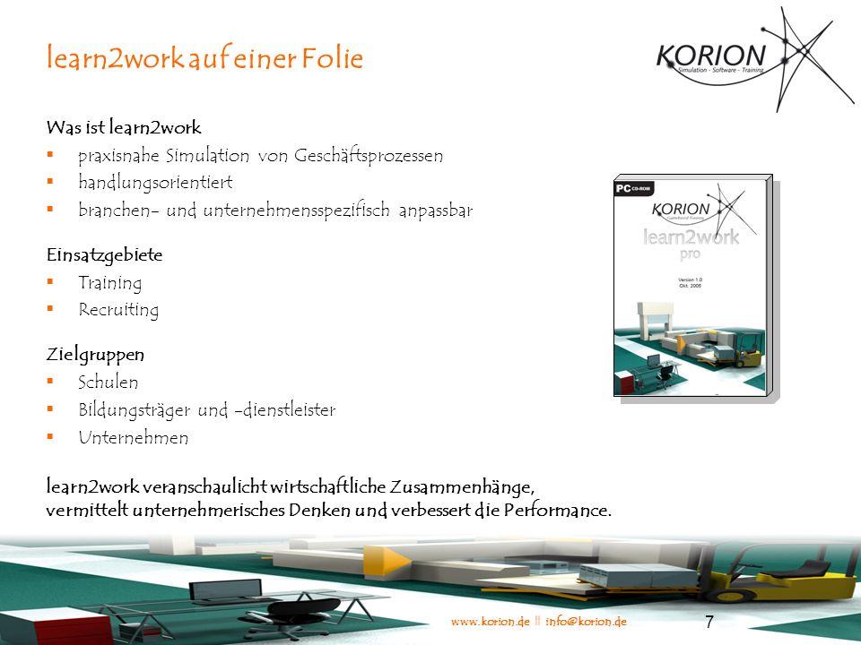 www.korion.de || info@korion.de 8 Screen Halle