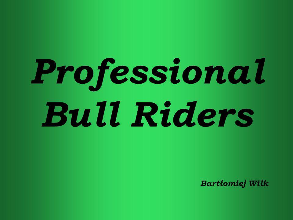 Professional Bull Riders Bartłomiej Wilk