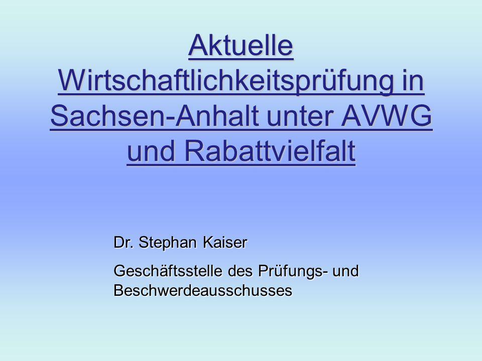 Schwerpunkte III. Zukunft 1.AVWG 2.GKV-WSG II.Geschichte I.Grundlagen