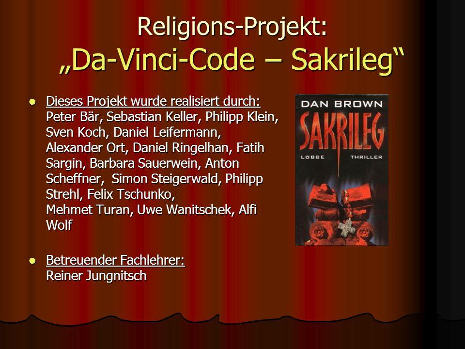 Sakrileg – Der Film Film-Daten, Kritiken, Fazit Kritik (4) Kap.