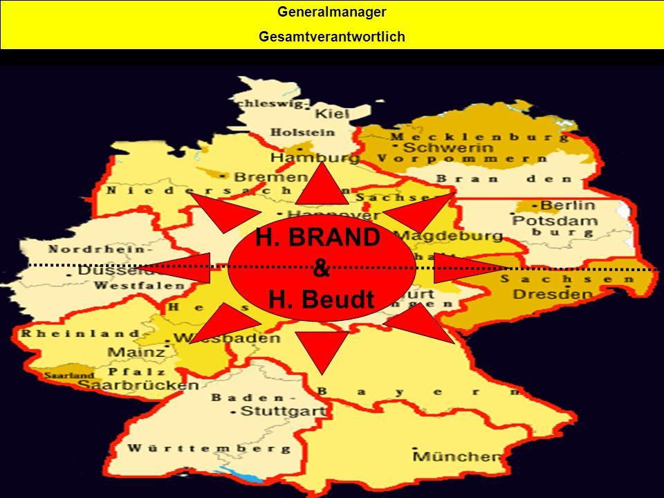 RIEHLE7 H. BRAND & H. Beudt Generalmanager Gesamtverantwortlich
