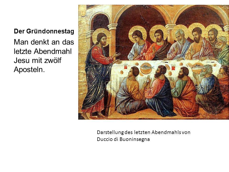 Der Karfreitag Giotto di Bondone Die Kreuzigung Der Karfreitag ist der Tag des Todes Jesu Christi.