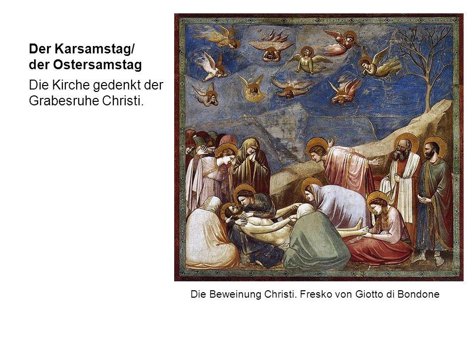 Der Ostersonntag Beschreibt das Bild Der Ostersonntag ist Gedächtnisfeier der Auferstehung Jesu Christi.