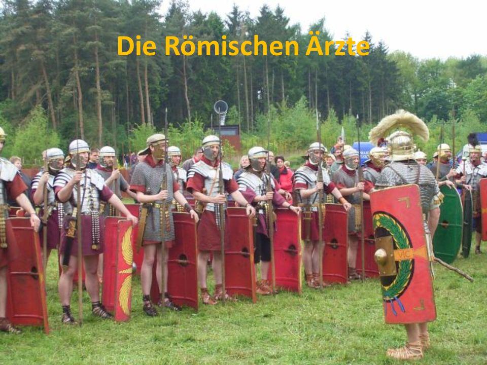 Die Römischen Ärzte
