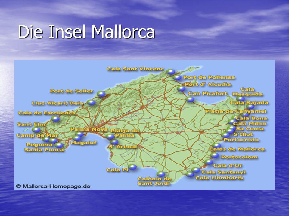 Die Insel Mallorca