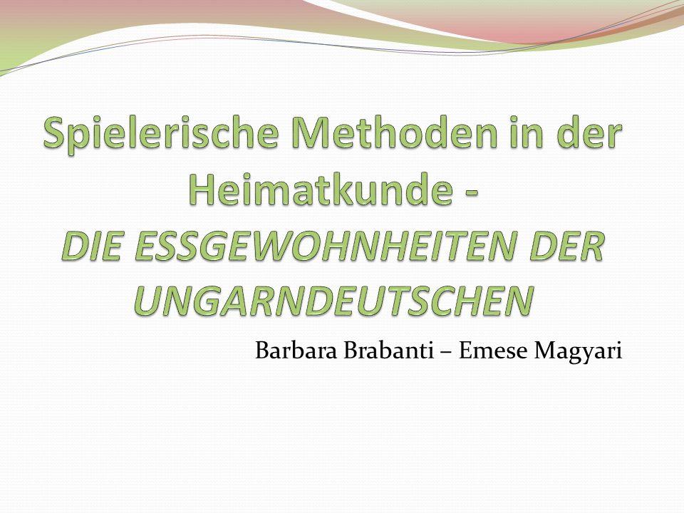 Barbara Brabanti – Emese Magyari