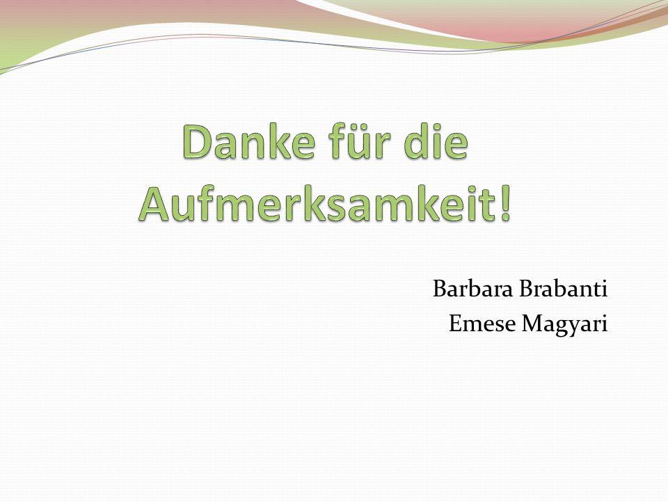 Barbara Brabanti Emese Magyari